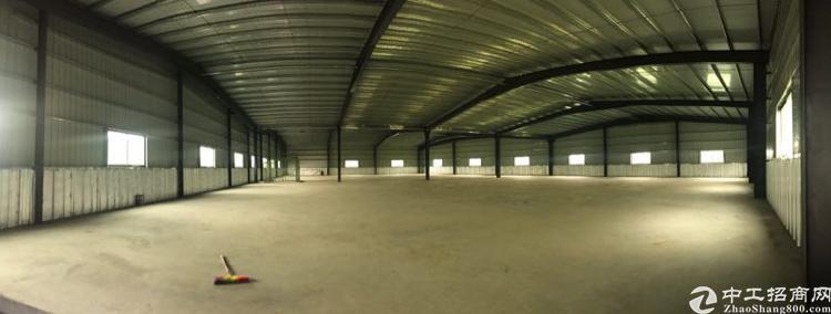 12米高滴水厂房
