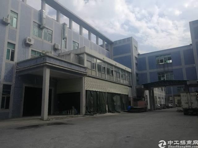 福永凤凰二楼精装修厂房800平方出租