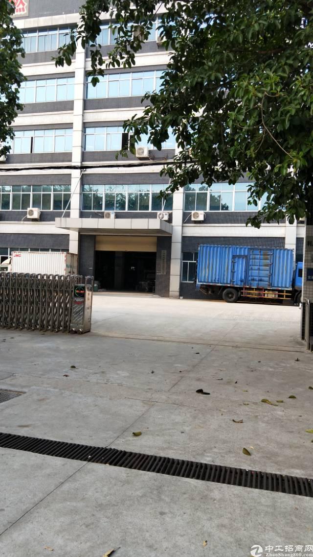 松岗潭头工业区新出一楼4000平米出租