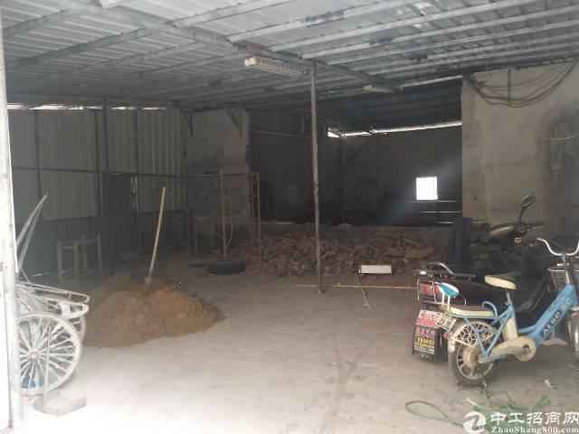 公明楼村200平方实在面积铁皮房仅租15元