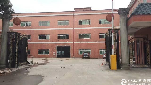 平湖华南城附近新出原房东一楼800平仓库