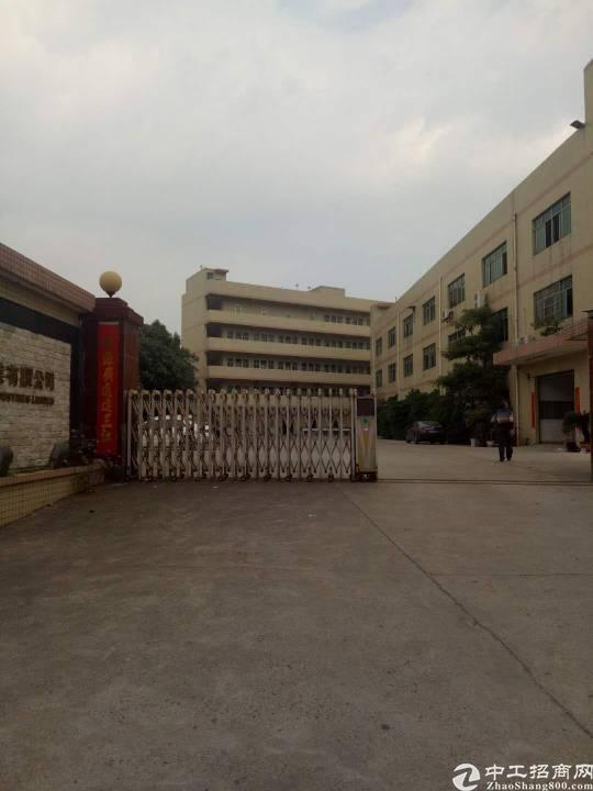 茶山镇工业园区独院厂房招租,也可分租