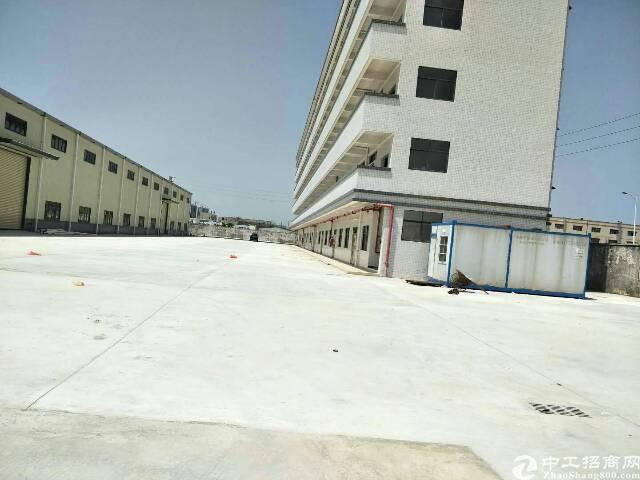 大岭山大塘新出独门独院厂房8000平米,宿舍2500平急出租