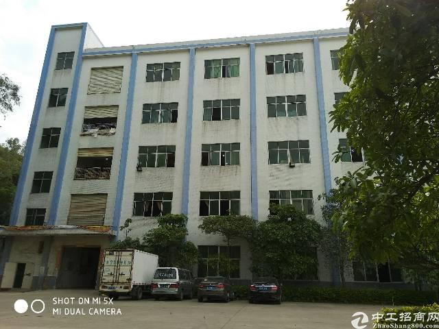 龙岗中心城带地坪漆装修厂房800平有办公室装修