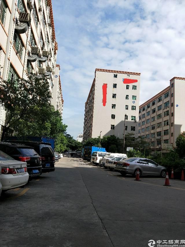 福永地铁口新出楼上装修厂房2300平