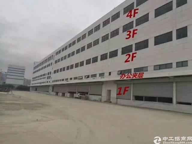 福永镇机场附近52000平物流仓库出租