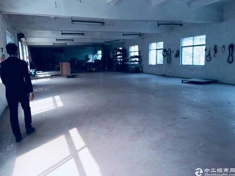 坑梓新出楼上600平方标准厂房