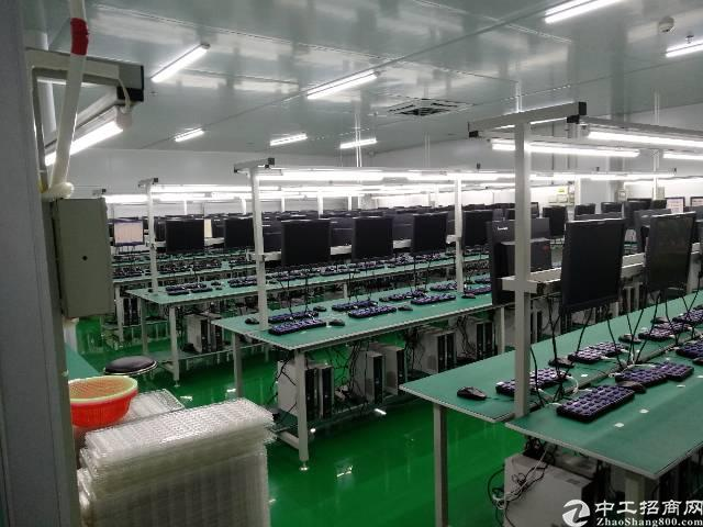 高新产业园红本厂房出租,面积实在,电子信息行业优先-图3
