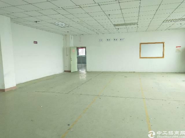 龙岗坪地高桥大工业园内1500平,有办公室有地坪漆-图5