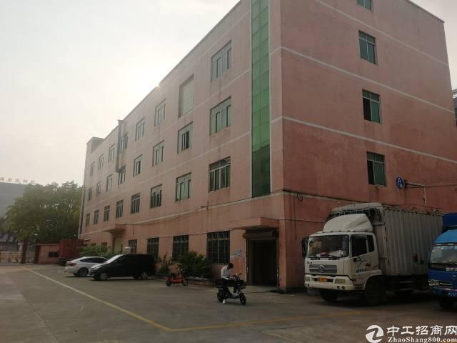 广州新塘原房东独栋厂房6400平出租