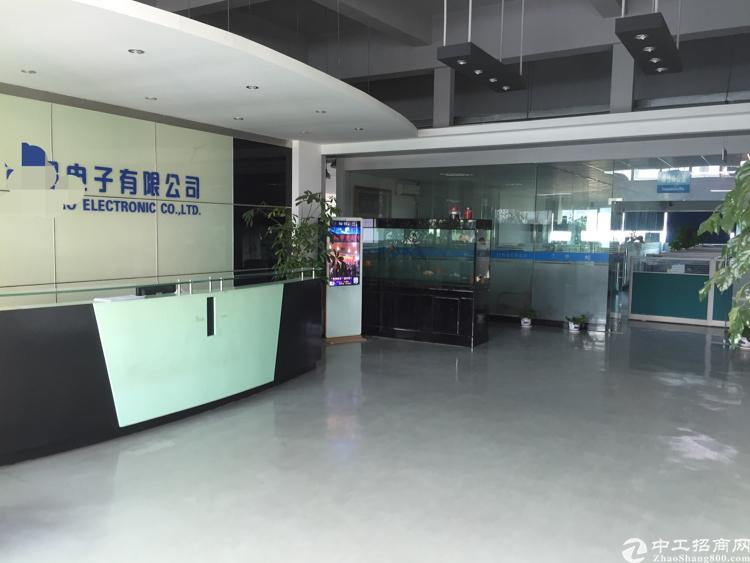 光明高新产业园4楼4600平方米无尘车间厂房招租