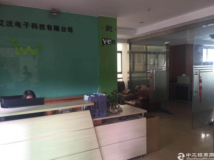 光明南光高速出口7楼9200平方带豪华装修厂房出租-图6