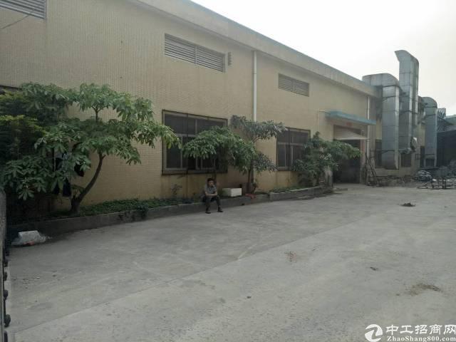 长安乌沙新民独栋钢构,可分租,可做小污染