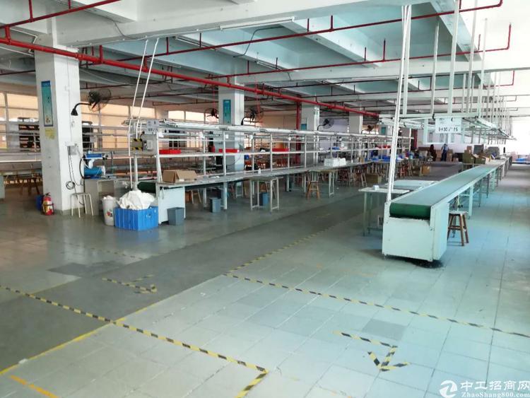 光明南光高速出口7楼9200平方带豪华装修厂房出租-图5