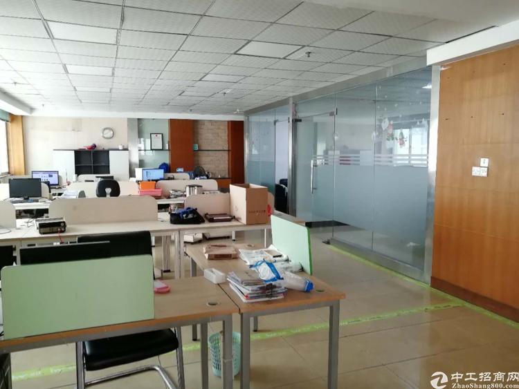 光明南光高速出口7楼9200平方带豪华装修厂房出租-图4