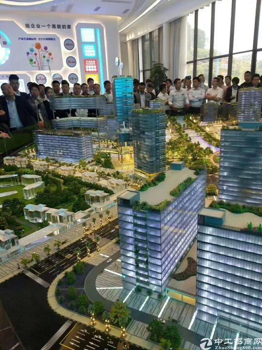 松山湖片区 高新智能智造高端产业集群、国有全新厂房出售
