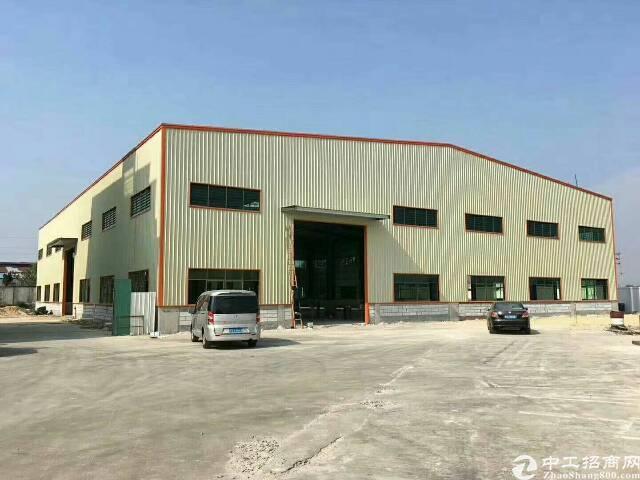 常平镇独门独院单一层厂房2200平方