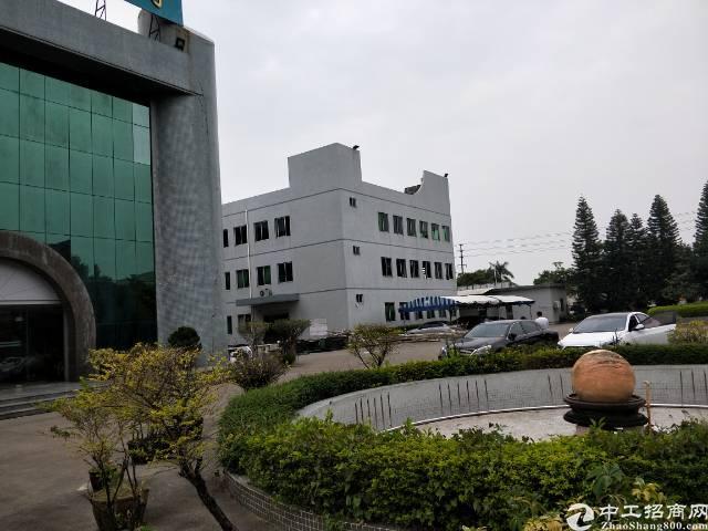 常平镇大型工业园独栋厂房分租