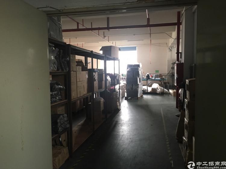 光明楼上整层1000平方带装修厂房出租-图3