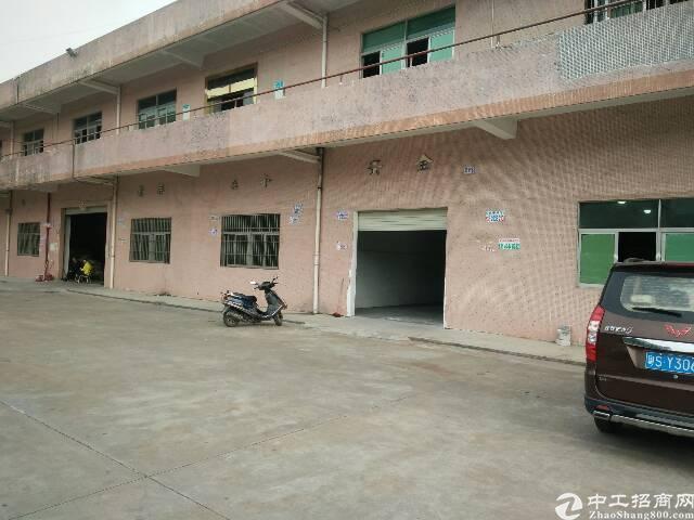 清溪镇标准厂房一楼200平方小加工厂房首选