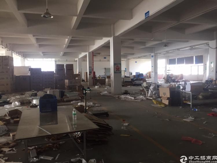 光明工业园内15000平方米独院厂房招租-图3