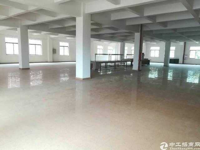高埗镇大型工业区,1楼1200平方标准厂房