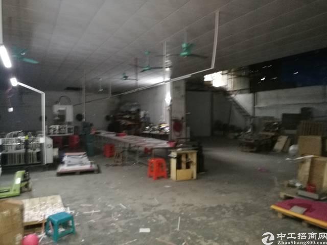高埗镇位置超好的单一层厂房出租