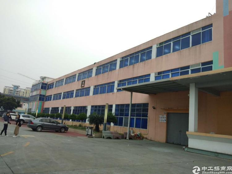 常平工业园区厂房分租三楼4200平方