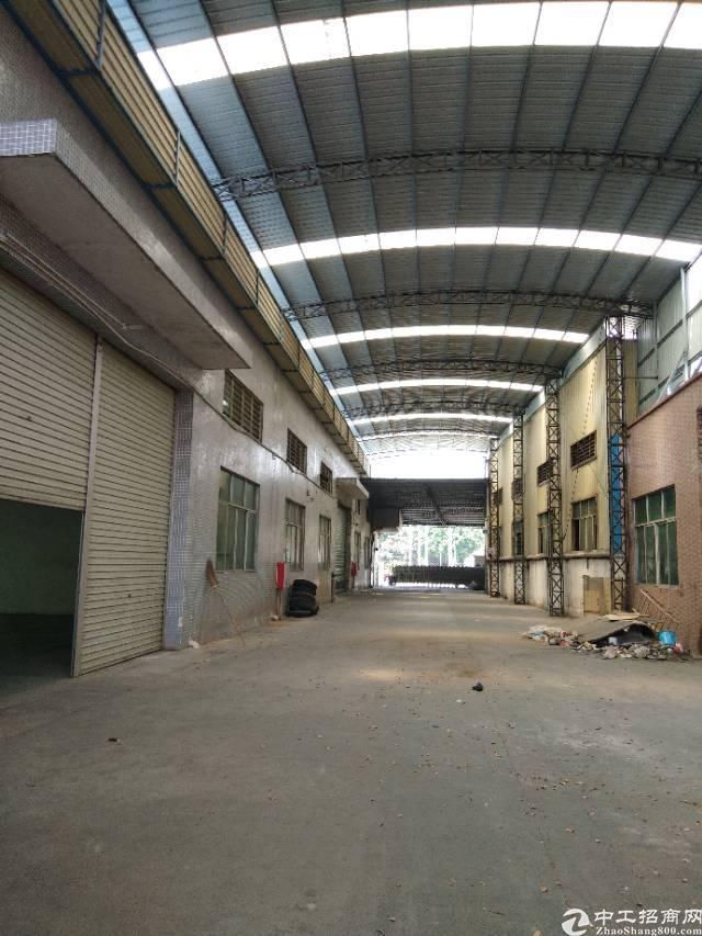 常平镇土塘工业区独院厂房钢架房分租