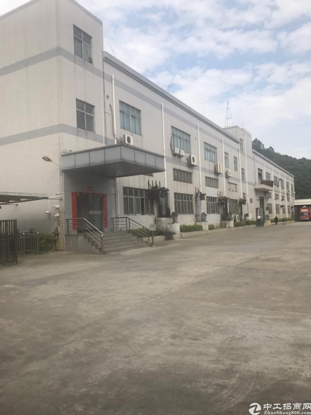 坪山 碧岭新空出大独院2800平厂房,有宿舍,办公室