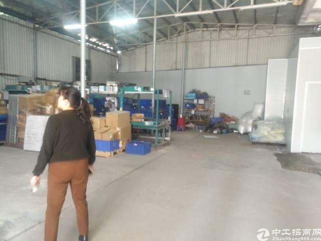 东莞南城仓库出租,面积4000平,价格23元