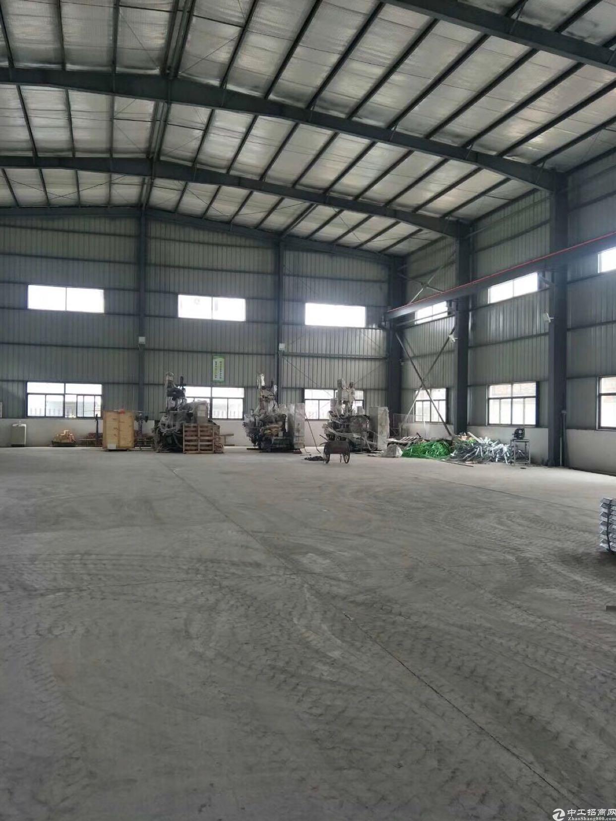 桥头工业园区新出单一层厂房900平方
