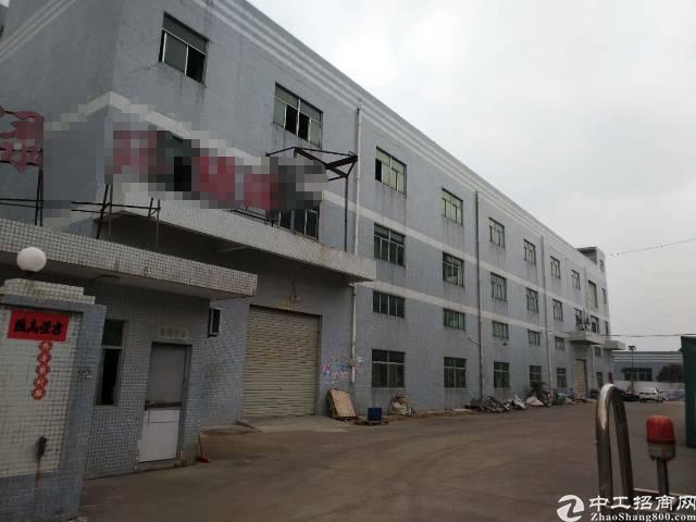 凤岗玉泉工业园零公摊二楼厂房