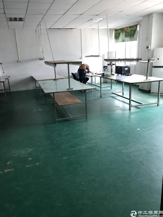 观澜小面积厂房 带装修 办公室