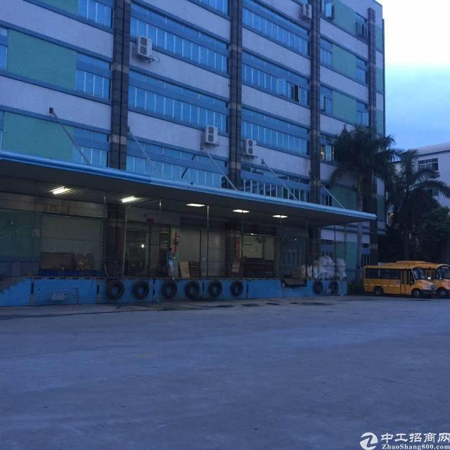 茶山镇卢屋工业区独院标准厂房35000平方出租