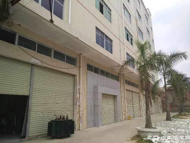 原房东一楼厂房出租,面积500平,报价25层高6米
