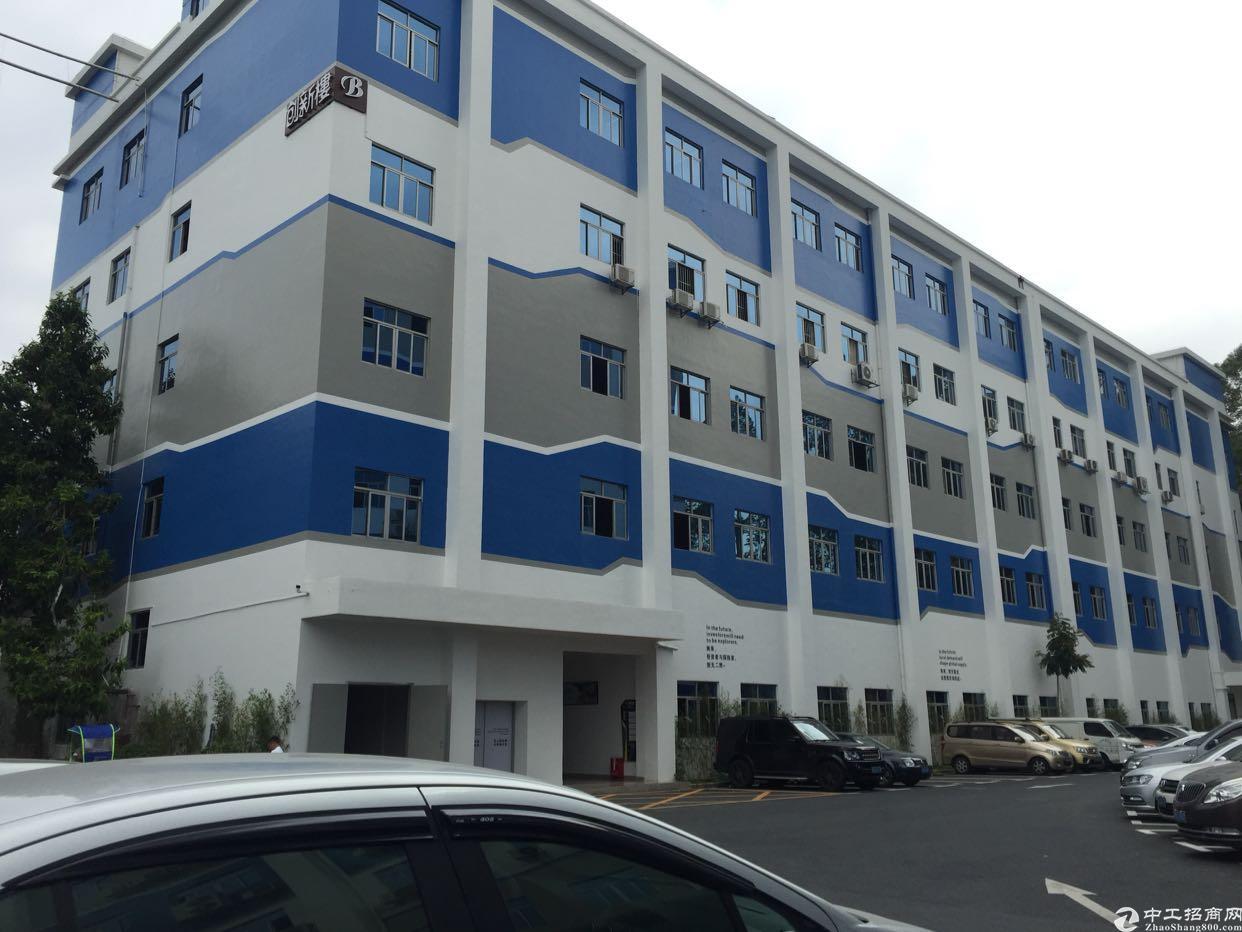 西乡铁岗创富工业区楼上2340平厂房出租-图5