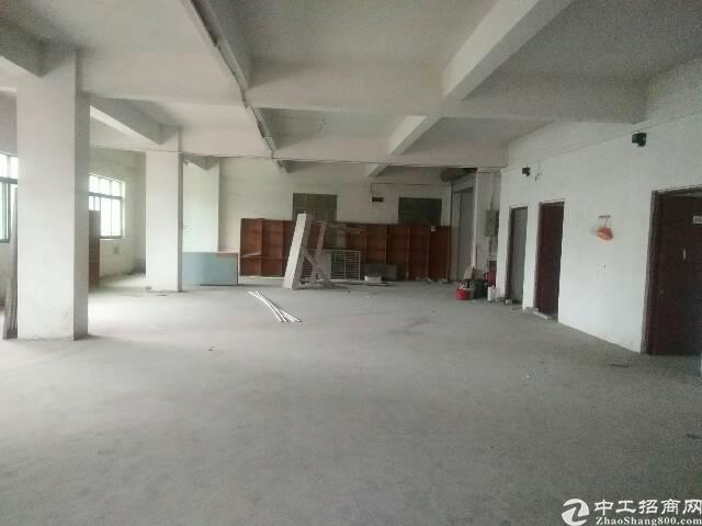 虎门沿江高速出入口新出九成新独院厂房1-4层20000平方