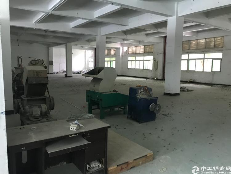 惠州市惠城区新出楼上2500平标准厂房出租租金10