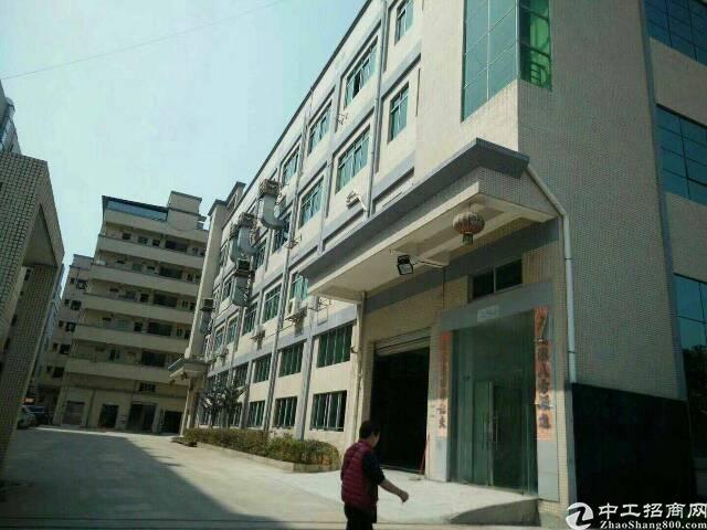 光明独院1-4层8400平方米红本厂房