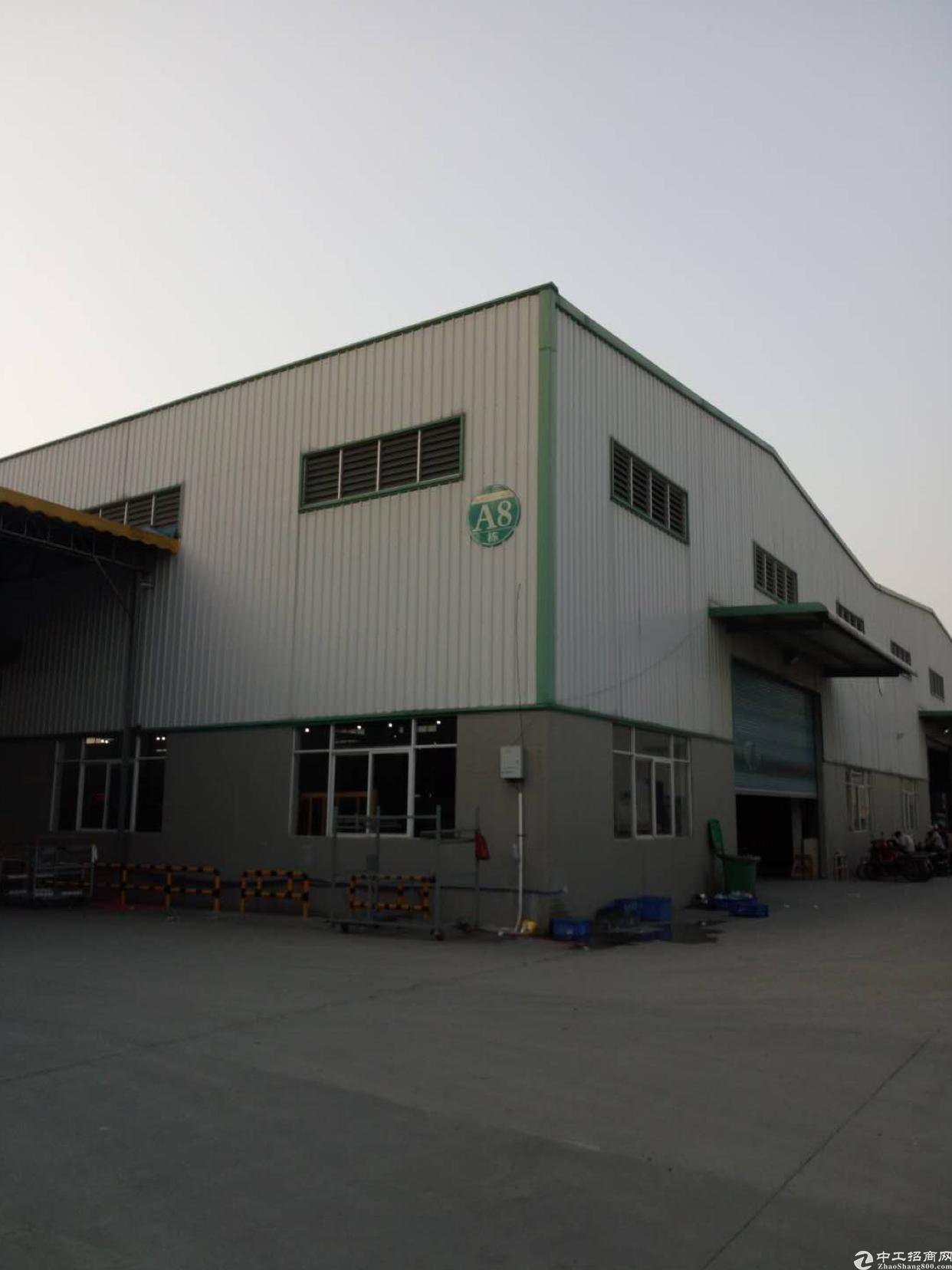 工业园单一层出租