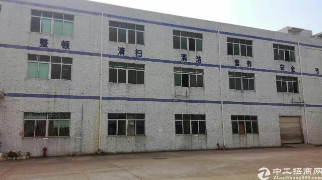 坪山龙田社区二楼带装修厂房整层1300平出租-图2