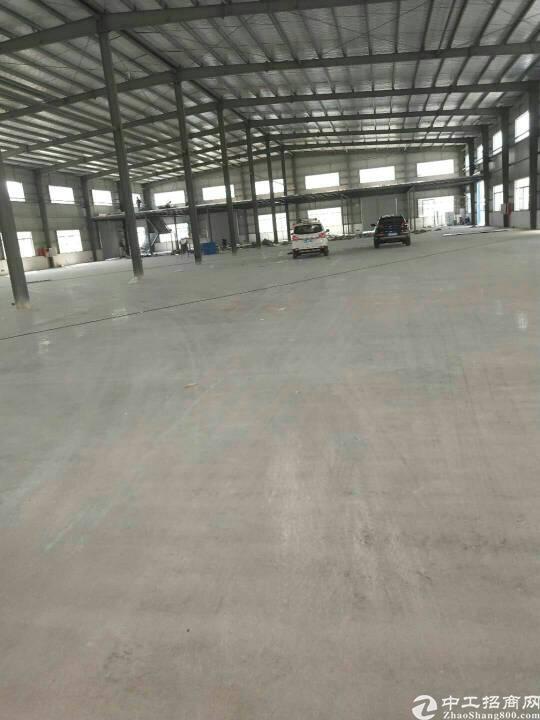 惠城区三栋镇大马路旁新出钢构厂房招租!