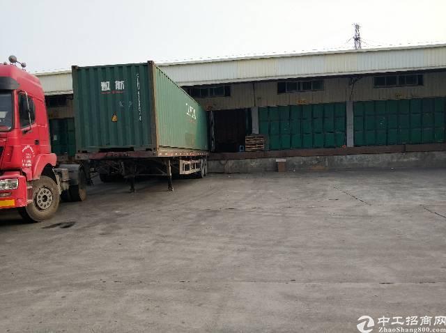 龙岗区横岗镇水官高速出口附近单一层钢构厂房4000平招租