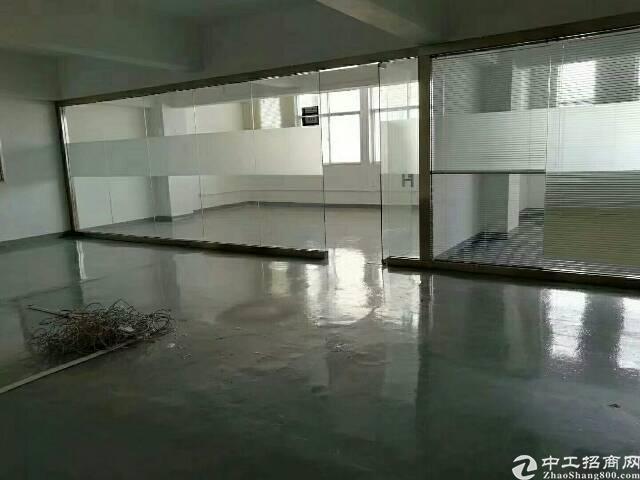 福永镇怀德翠岗工业区三楼1500平带精装修厂房招租-图2