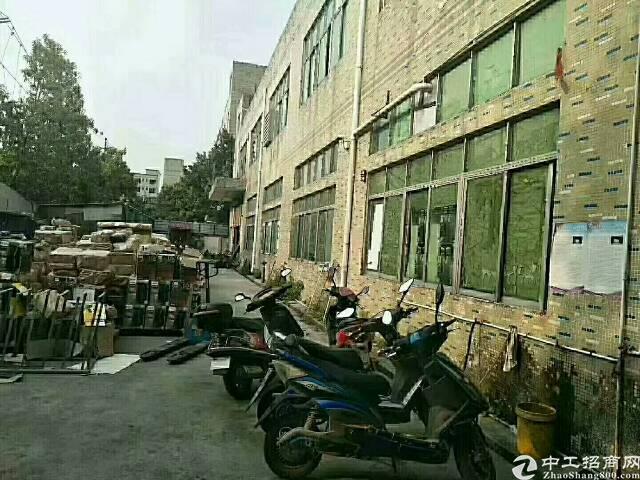 福永国道边原房东红本独院厂房3600出租