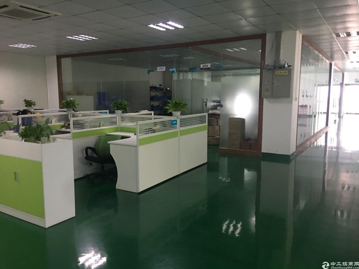 福永凤凰新出独门独院8000平方厂房出租。-图4