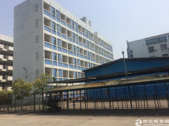 福永和平大型工业园50000平米厂房出租