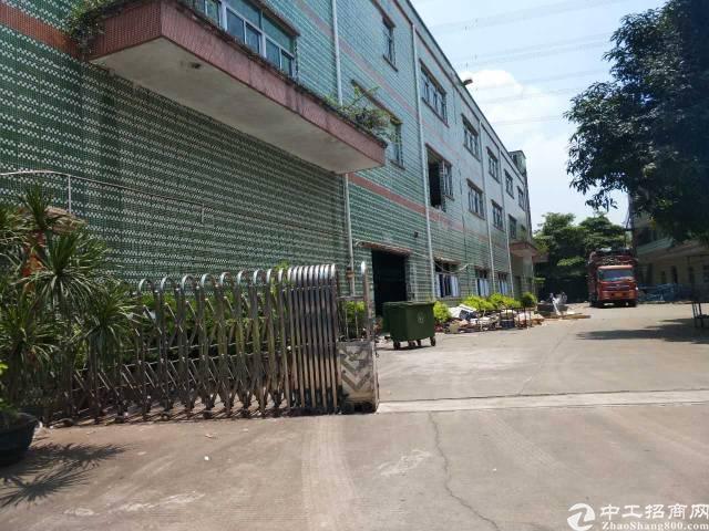 大岭山杨屋二楼带1000平米带办公室厂房出租