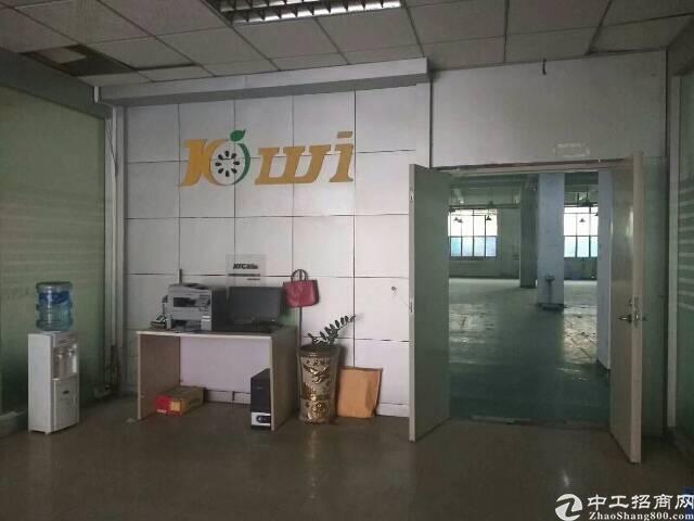 福永塘尾一楼1360原房东红本厂房出租